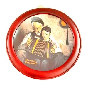Norman Rockwell Heritage Plate